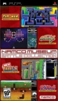 Sony Namco Museum Battle Collection PlayStation Portatile (PSP) videogioco