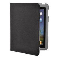 Contour Design 02006-0 Custodia a libro Nero, Grigio custodia per tablet