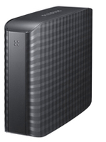 Samsung M3 Station, 2TB 2048GB Nero disco rigido esterno