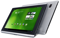 Acer Iconia A500 32GB Argento tablet