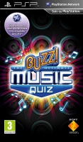 Sony Buzz!: The Ultimate Music Quiz PlayStation Portatile (PSP) videogioco