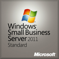 HP Windows Small Business Server 2011 Standard Edition, FIO, FRE