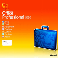 HP Microsoft Office Professional 2010, PSG, FRE Francese