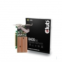 CLUB3D CGNX-GS846 GDDR2 scheda video