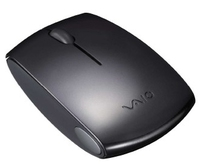 Sony VAIO USB Laser Mouse RF Wireless Laser 800DPI Nero mouse