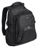 "Targus Notebook Backpack, 10-pk 15.4"" Zaino Nero"