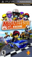 Sony ModNation Racers PlayStation Portatile (PSP) videogioco