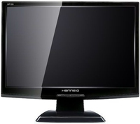 "Hannspree Hanns.G HP195DGB 19"" Nero monitor piatto per PC"