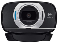 Logitech C615 8MP 1920 x 1080Pixel USB 2.0 Nero webcam