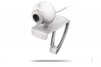 Logitech QuickCam® ExpressT Plus (UP) 640 x 480Pixel USB Bianco webcam