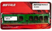 Buffalo 1GB PC3200 1GB DDR 400MHz memoria