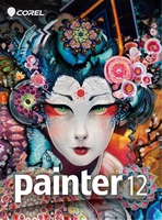Corel Painter 12, UPG, WIN, MAC, ENG