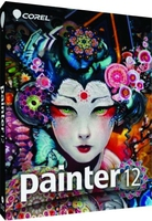 Corel Painter 12, UPG, DVD, PC/Mac, ENG