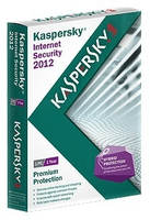 Kaspersky Lab Internet Security 2012, 3u, DVD, Box, DEU 3utente(i) Tedesca