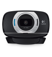 Logitech C615 1920 x 1080Pixel USB 2.0 Nero webcam