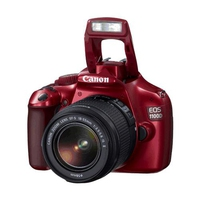 Canon EOS 1100D + EF-S 18-55mm Kit fotocamere SLR 12.2MP CMOS 4272 x 2848Pixel Marrone