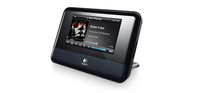 Logitech Squeezebox Wi-Fi Nero lettore multimediale