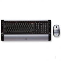 Logitech Cordless Desktop S 510 (CZ) RF Wireless tastiera