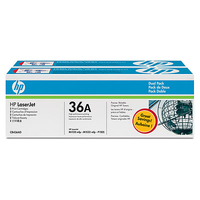 HP CB436D Laser cartridge 2000pagine Nero cartuccia toner e laser