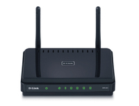 D-Link DIR-651 Gigabit Ethernet Nero router wireless