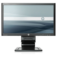 "HP Compaq LA2006x 20"" Nero monitor piatto per PC"