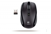 Logitech VX Nano Cordless Laser Mouse for Notebooks RF Wireless Laser Nero mouse