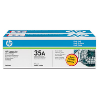 HP CB435D Laser cartridge 1500pagine Nero cartuccia toner e laser