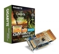 Gigabyte GeForce 8500GT 256MB GV-NX85T256HP GeForce 8500 GT GDDR3