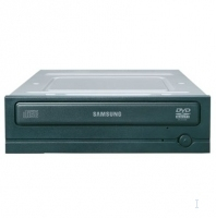 Samsung DVD-ROM 16x Black + Power DVD Interno Nero lettore di disco ottico