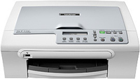 Brother DCP-135C 6000 x 1200DPI Ad inchiostro A4 25ppm multifunzione