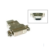 Intronics HDMI A M - DVI-D Single link F cavo di interfaccia e adattatore
