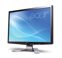 "Acer P223W 22"" Nero monitor piatto per PC"