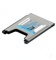 Conceptronic PC Card CF Card Reader/Writer lettore di schede