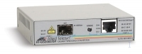 Allied Telesis 10/100/1000T Gigabit Ethernet to fiber SFP standalone media & rate converter 1000Mbit/s convertitore multimediale di rete