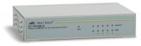 Allied Telesis 10/100TX x 5 ports unmanaged Fast Ethernet switch w/ ext. PSU No gestito