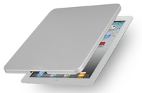 Logitech Keyboard Case for iPad 2 Nero, Argento