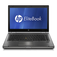 "HP EliteBook 8460w 2.6GHz i5-2540M 14"" 1366 x 768Pixel Workstation mobile"