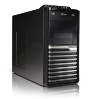 Acer Veriton 4610G 2.8GHz G840 Torre Nero PC