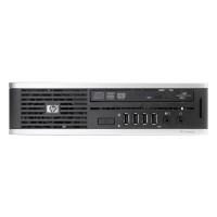 HP Compaq Elite 8200 2.6GHz G620 USFF Nero PC