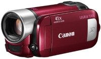 Canon LEGRIA FS406 0.8MP CCD Full HD Rosso