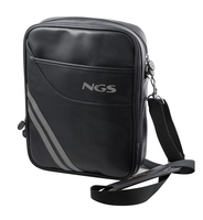 "NGS Black Highway 54 12"" 12"" Borsa da corriere Nero"