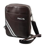 "NGS Brown Highway 54 12"" 12"" Borsa da corriere Marrone"