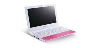 "Acer Aspire One Happy AOHAPPY-2DQpp 1.66GHz N450 10.1"" 1024 x 600Pixel Netbook"
