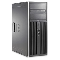 HP Compaq Elite 8100 3.33GHz i5-660 Mini Tower Nero PC
