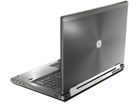 "HP EliteBook 8760W Mobile Workstation 2.2GHz i7-2720QM 17.3"" 1600 x 900Pixel Nero Computer portatile"