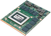 HP XY702AV Quadro 4000M 2GB GDDR5 scheda video