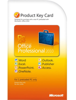 HP Office Professional 2010, Win, PKC