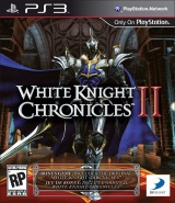 Sony White Knight Chronicles II PlayStation 3 videogioco