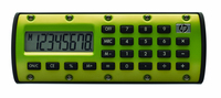 HP Quick Calc Tasca Calcolatrice di base Verde