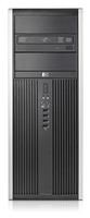 HP Compaq Elite 8000 2.83GHz Q9500 Mini Tower Nero PC